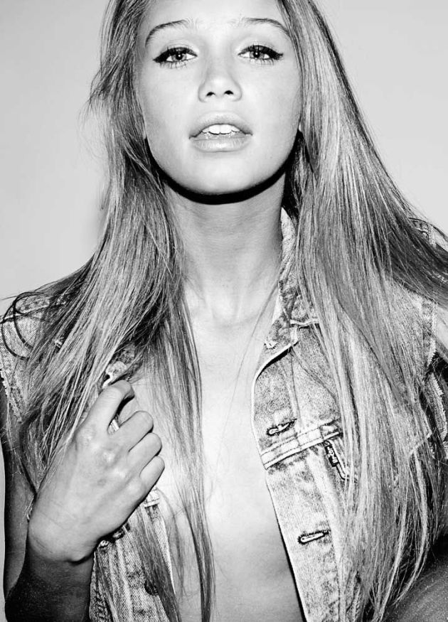 Cailin Russo Modeling