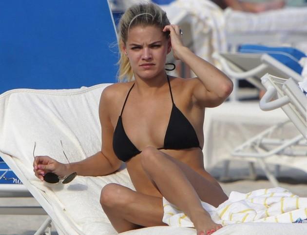 Nikki Ferrell Bikini Shot