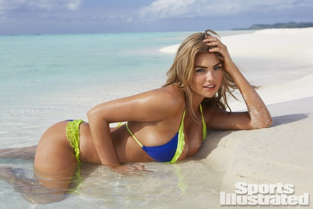 Kate Upton: 2014 SI Swimsuit Photograph