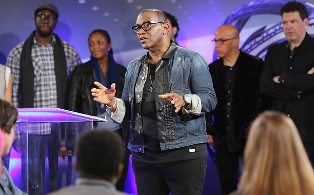 Randy Jackson Returns!