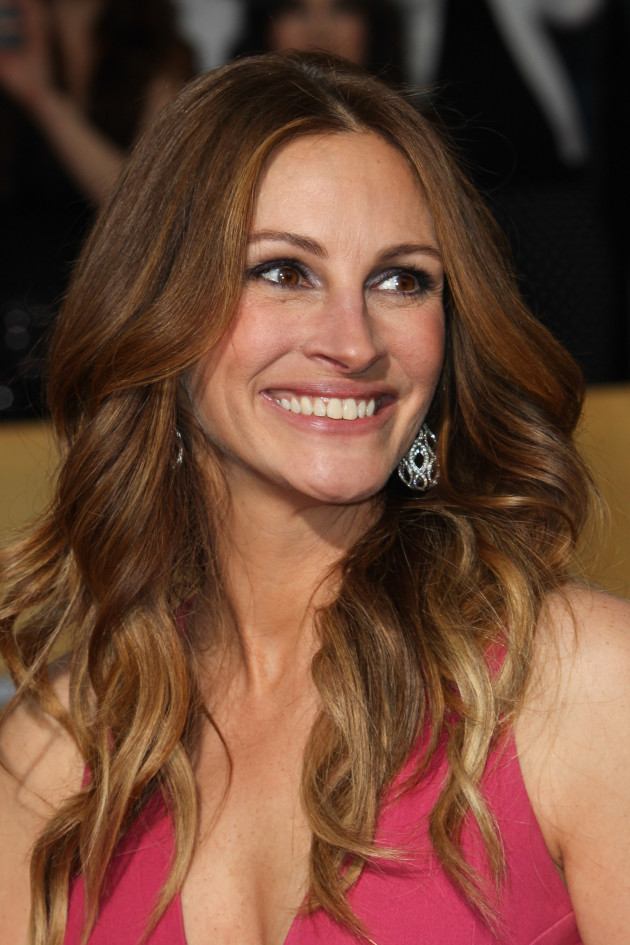 Julia Roberts, Oscars Nominee