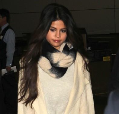 Sad Selena Gomez