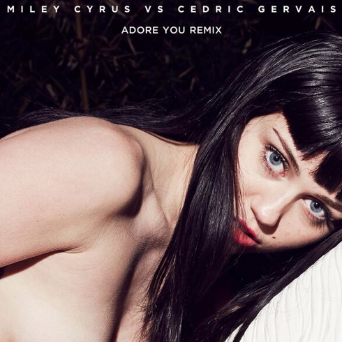 "Miley Cyrus ""Adore You"" Cover"