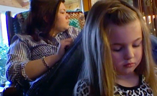 Amber Portwood and Leah Pic