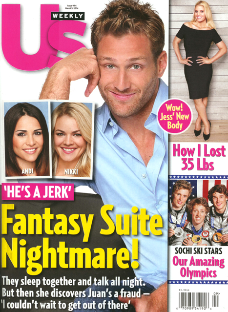 Juan Pablo: Fantasy Suite Nightmares!