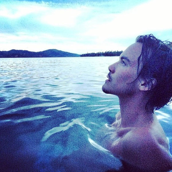 Tyler Blackburn Instagram Photo