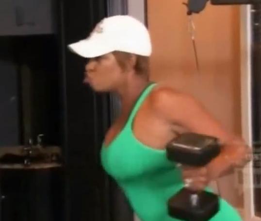 NeNe: Let's Get Physical