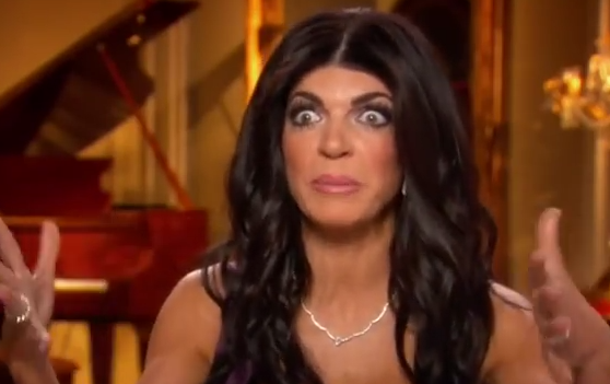 Teresa Giudice: Telling It Like It Is
