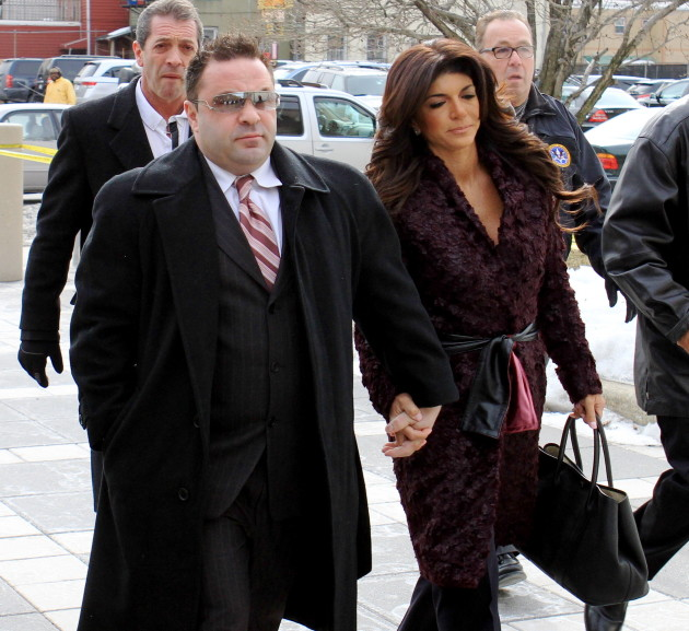 Joe and Teresa Giudice Suck