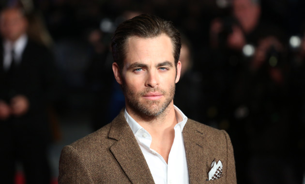 Chris Pine Pic
