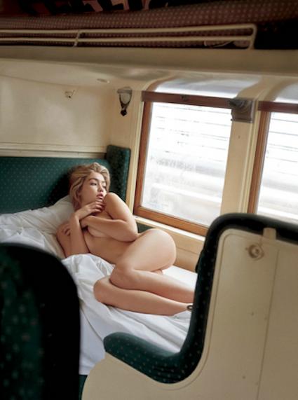 Gigi Hadid Naked