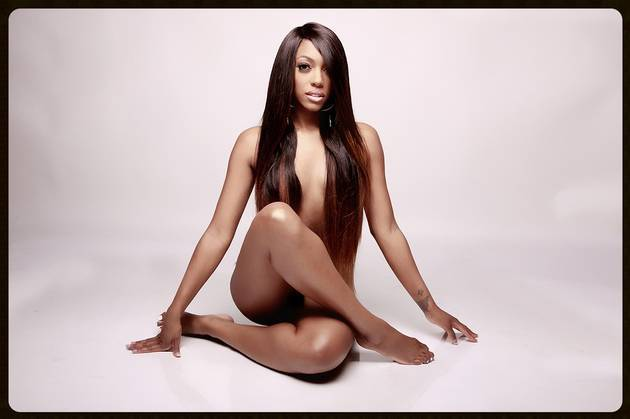 Porsha Williams Nude