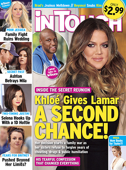 Second Chance for Lamar?