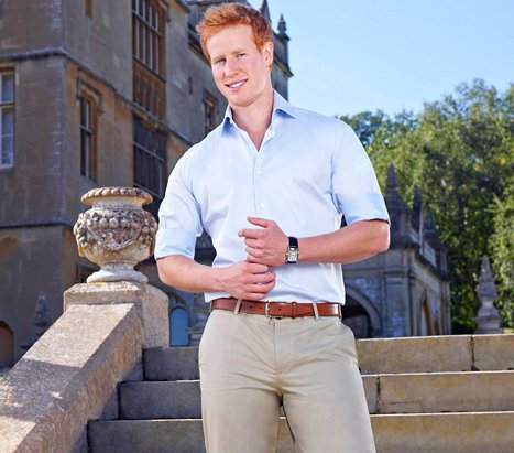 Matthew Hicks: Prince Harry Lookalike