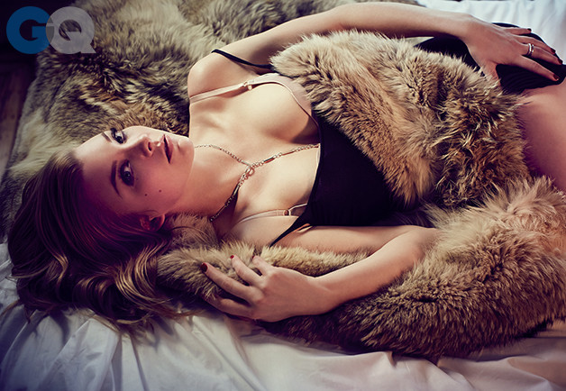 Natalie Dormer GQ Pic