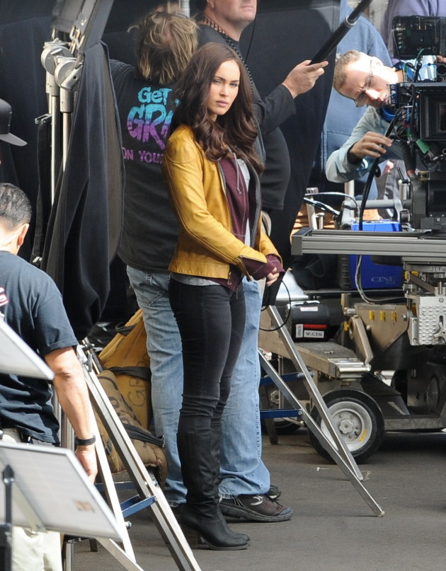 Megan Fox: Teenage Mutant Ninja Turtles Image