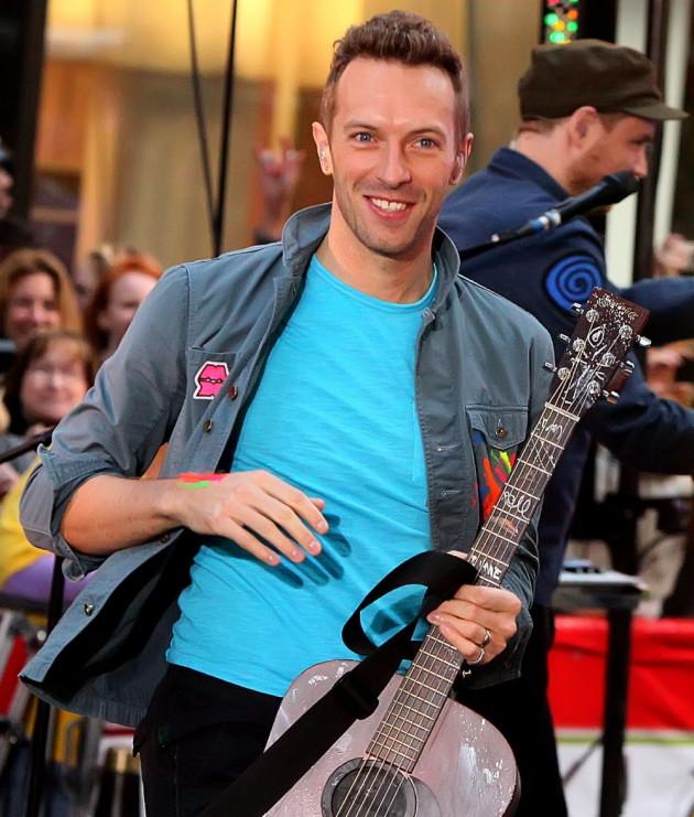 Christ Martin Guitar Photo