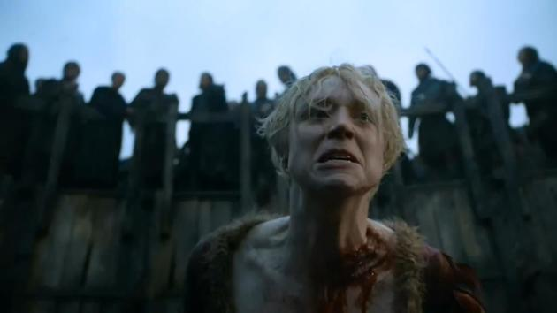 Gwendoline Christie on Game of Thrones