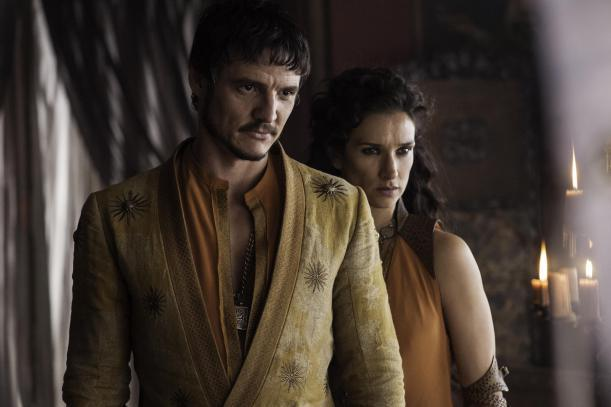 Pedro Pascal as the Prince