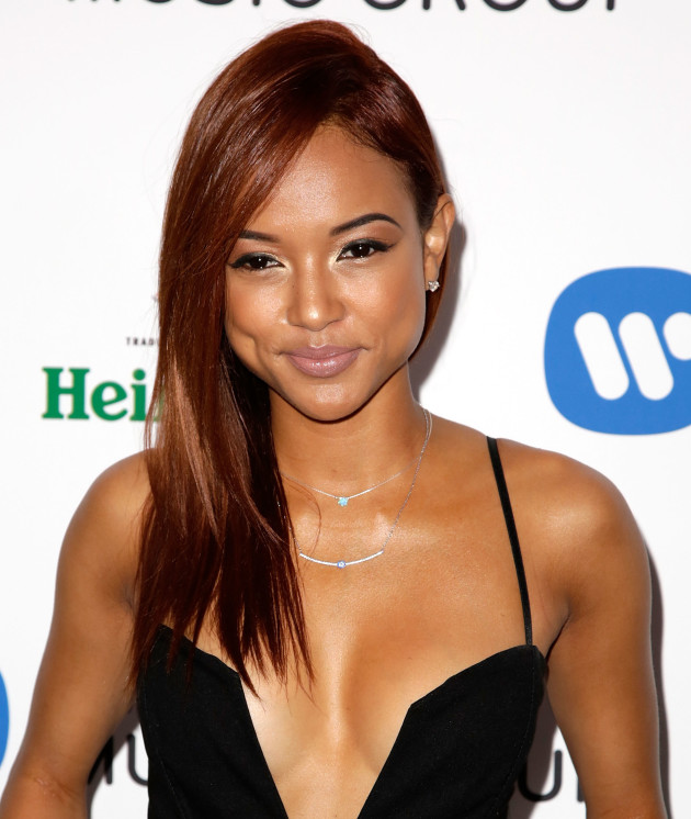 Karrueche Tran Red Carpet Image