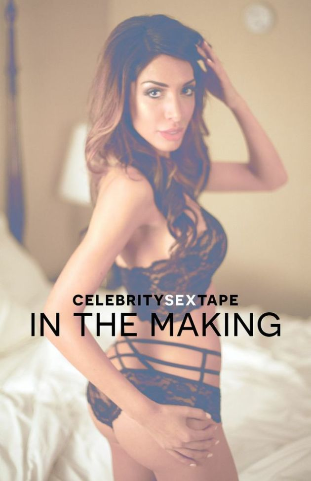 Celebrity Sex Tape: In the Making Cover