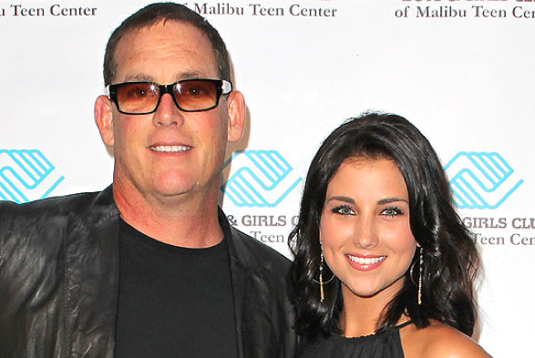 Mike Fleiss and Laura Kaeppeler