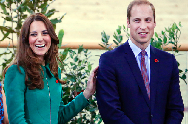 Kate Middleton and Prince William Together