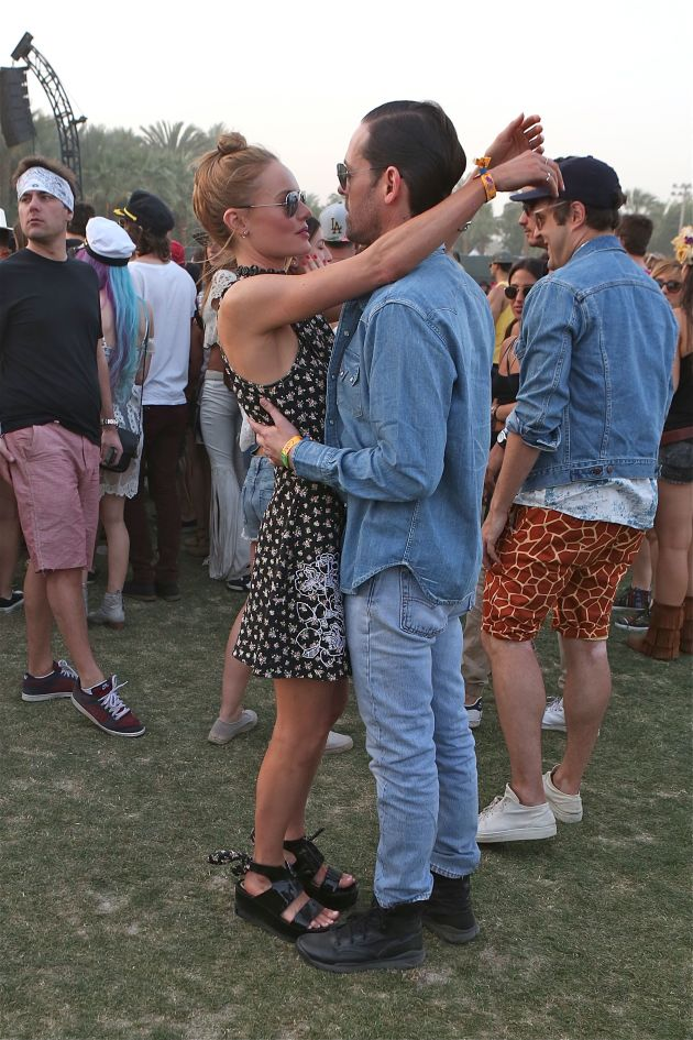 Kate Bosworth at Coachella