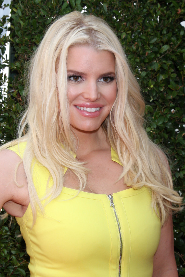 Jessica Simpson: Hot on the Red Carpet