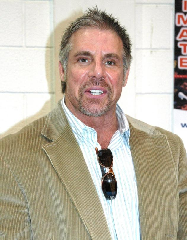 The Ultimate Warrior Photo