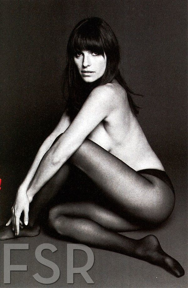 Lake Bell Stockings Photo