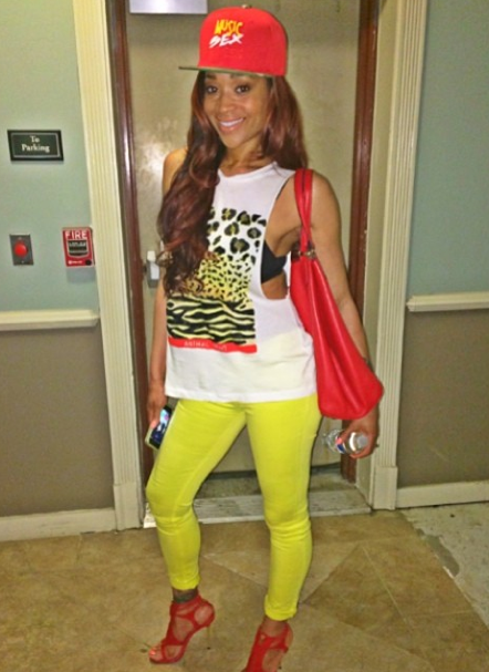 Mimi Faust Pic