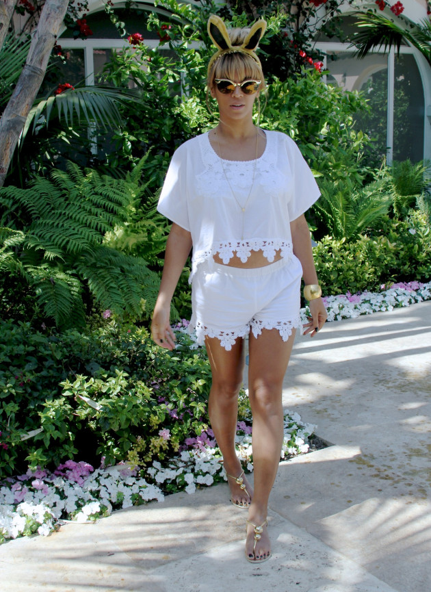 Beyonce Easter Photo