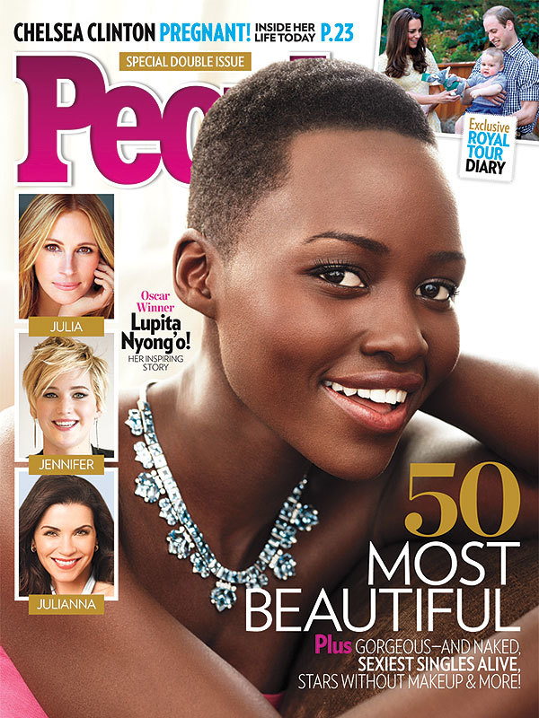 Lupita Nyong'o People Cover