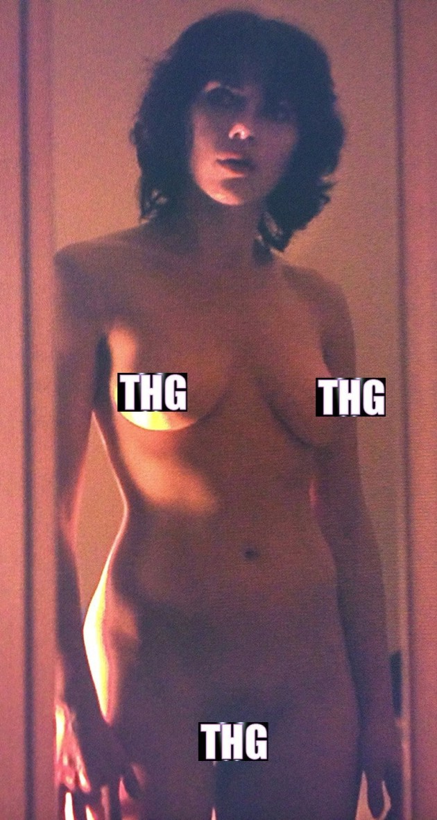 Scarlett Johansson Nude Picture