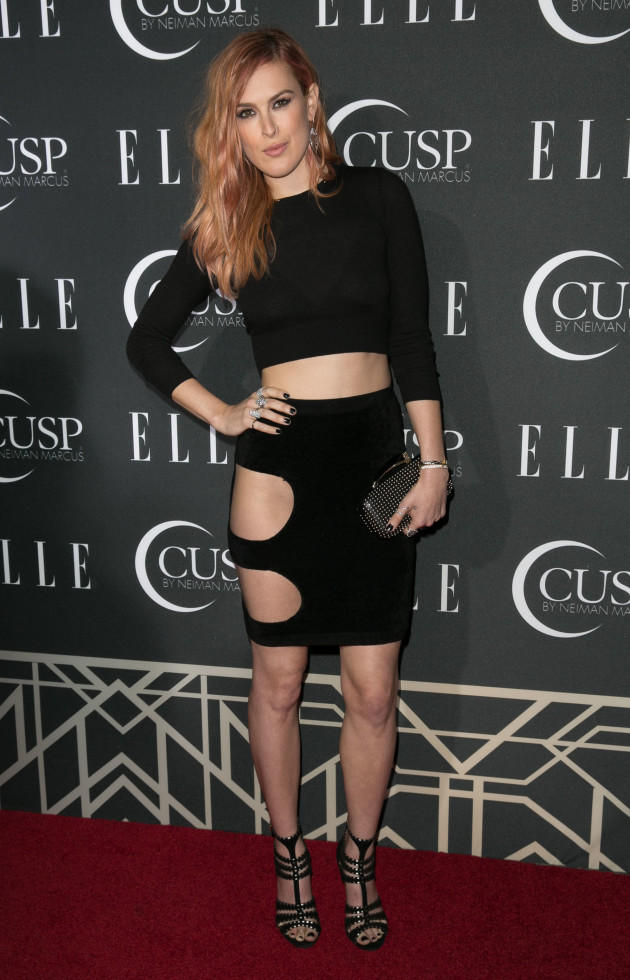 Rumer Willis Red Carpet Image