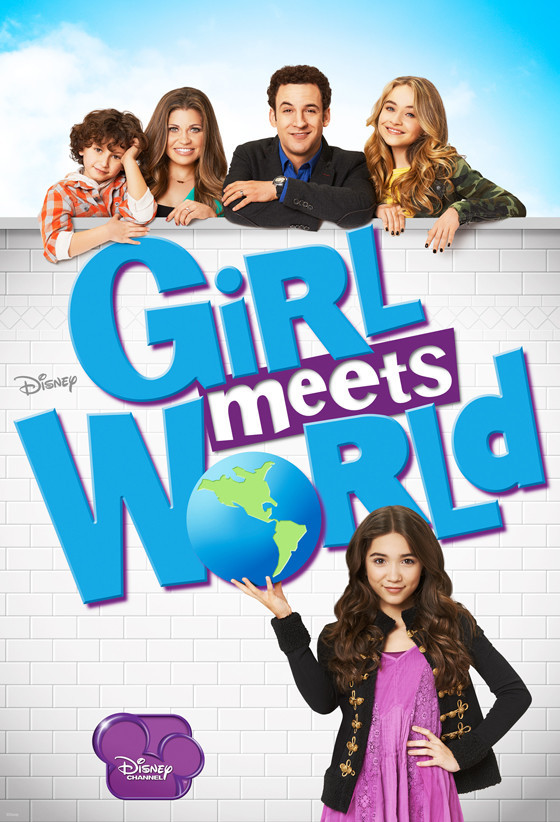 Girl Meets World Poster