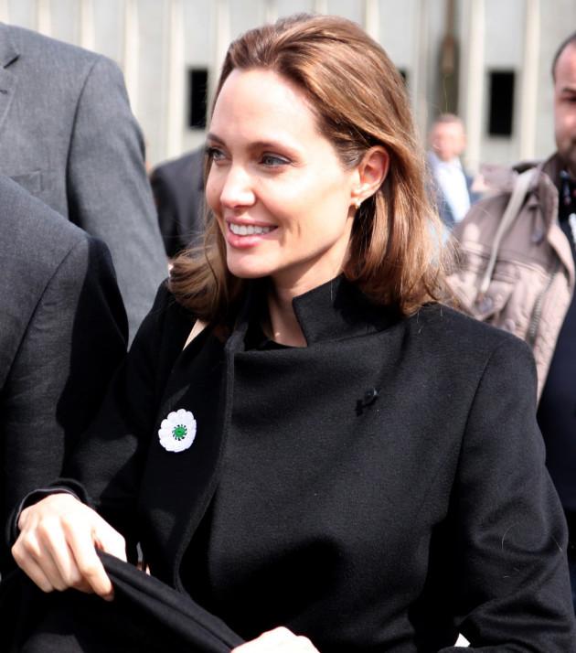 Angelina Jolie UN Ambassador