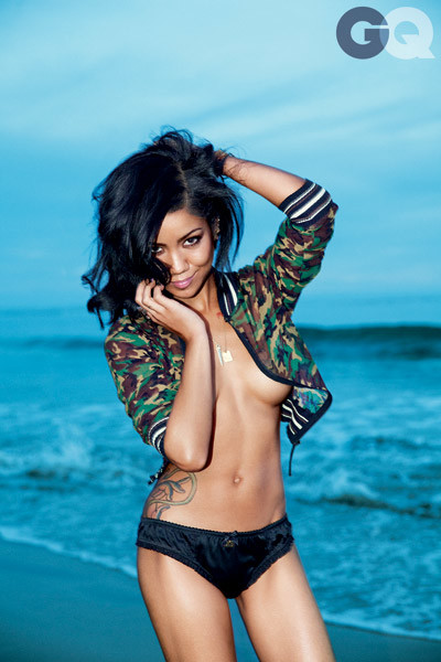 Jhene Aiko Topless Photo