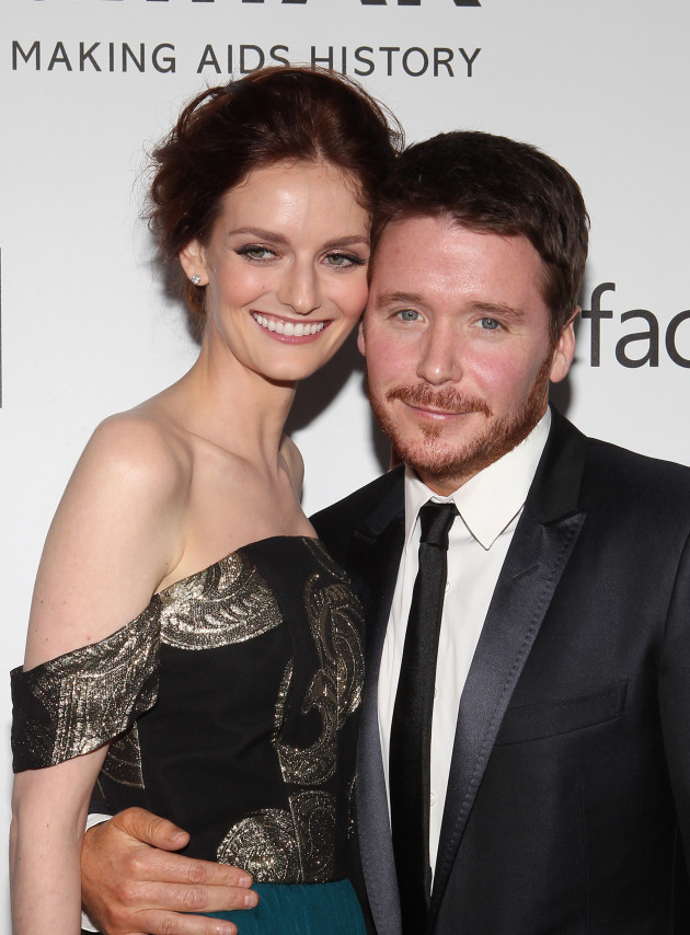 Kevin Connolly and Lydia Hearst