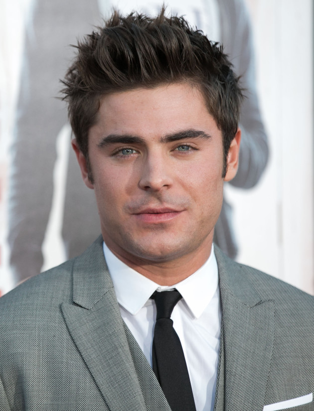 Zac Efron Red Carpet Photo