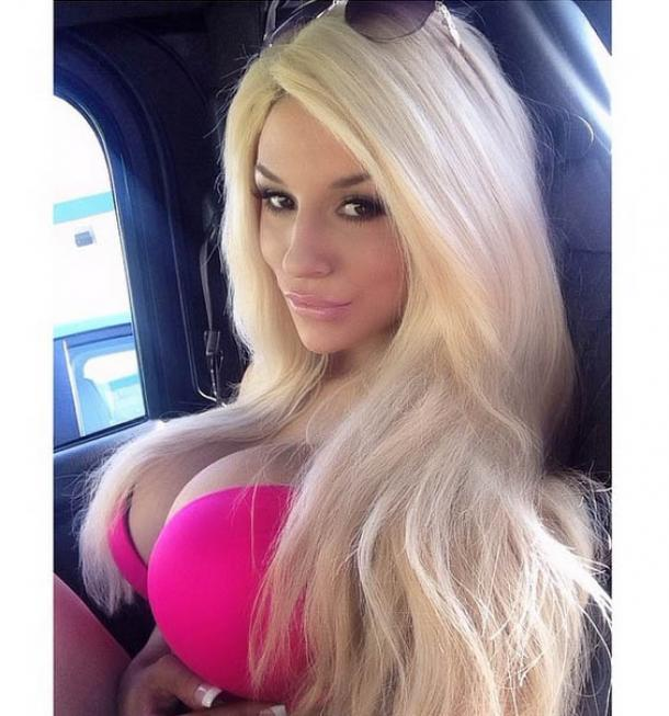 Courtney Stodden Selfie