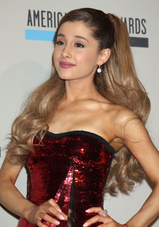 Ariana Grande Red Carpet Pic