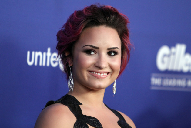 Demi Lovato Red Carpet Pic