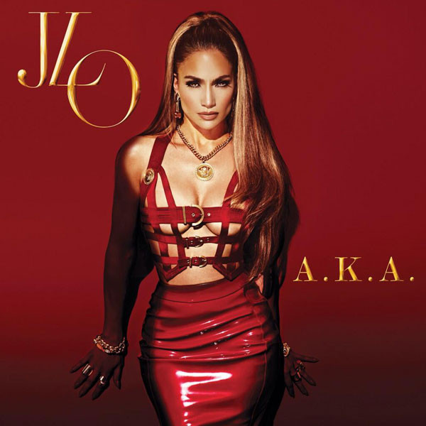 Jennifer Lopez Album Cover