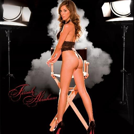 Farrah Abraham Racy Photo