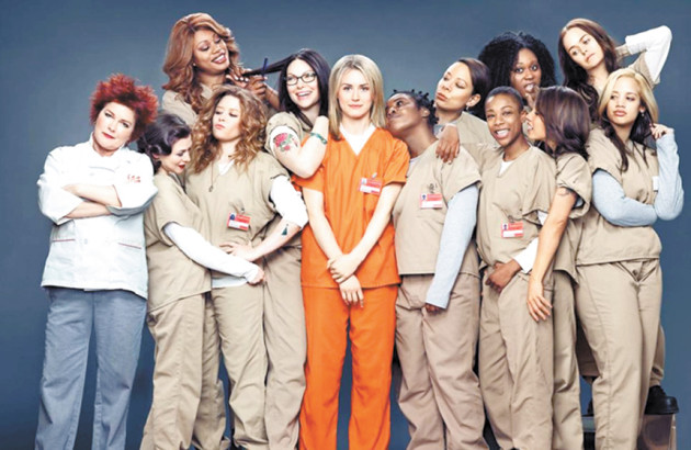 Orange is the New Black Cast Photo