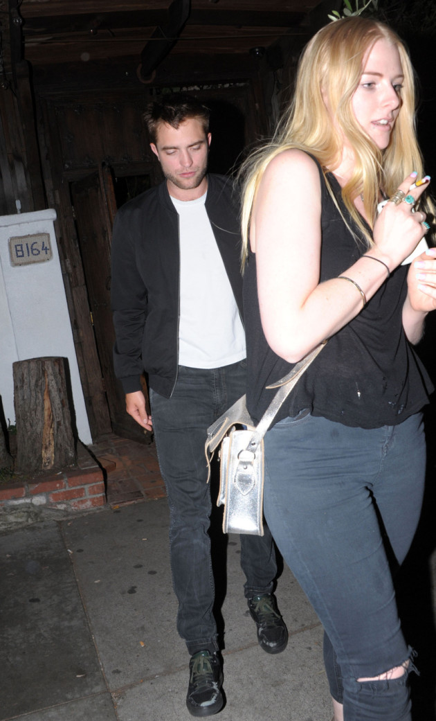 Imogen Ker With Robert Pattinson Image