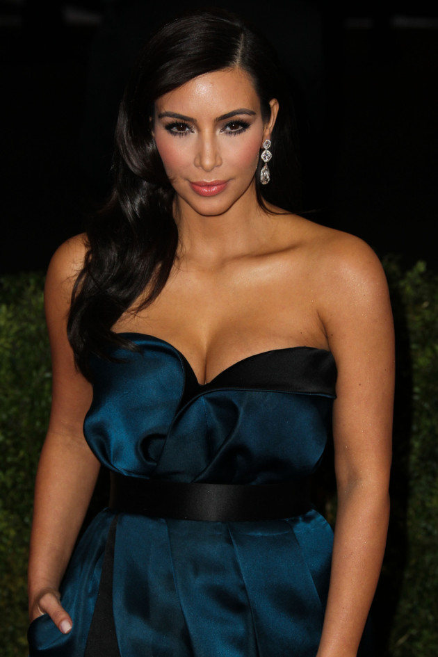 Kim Kardashian MET Dress