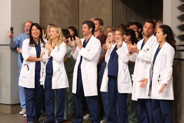Grey's Anatomy Season 10 Scene